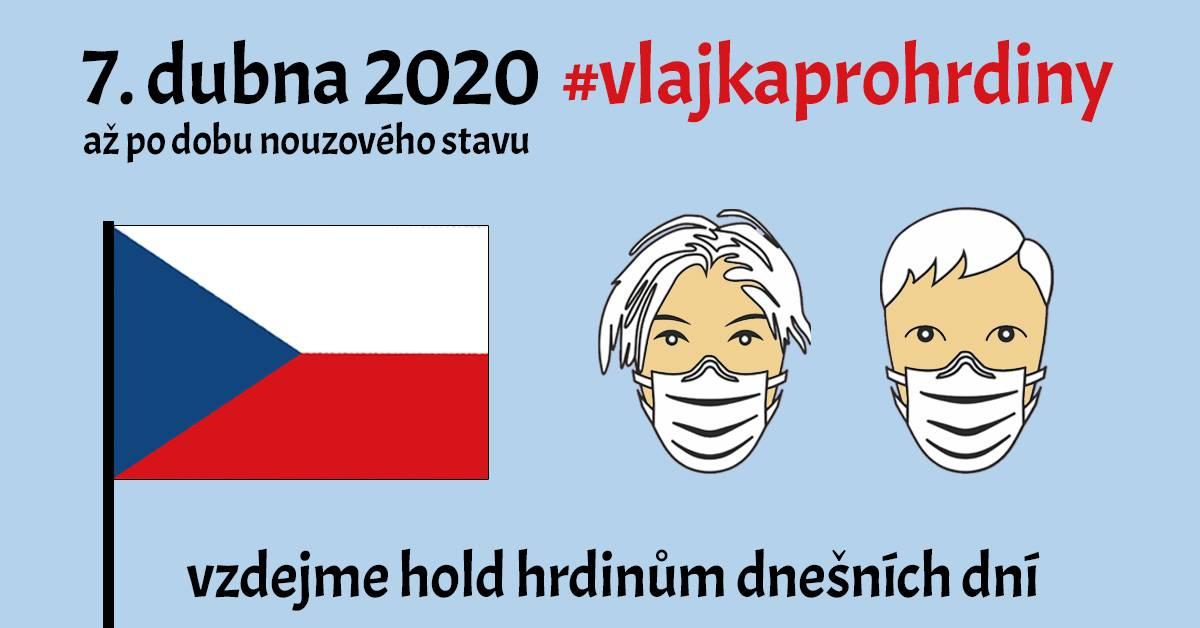 vlajka pro hrdiny 4 2020